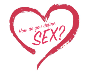 How do you define sex?